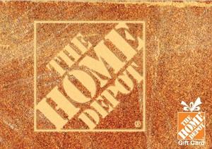 Win a $200 Home Depot e-Gift Card